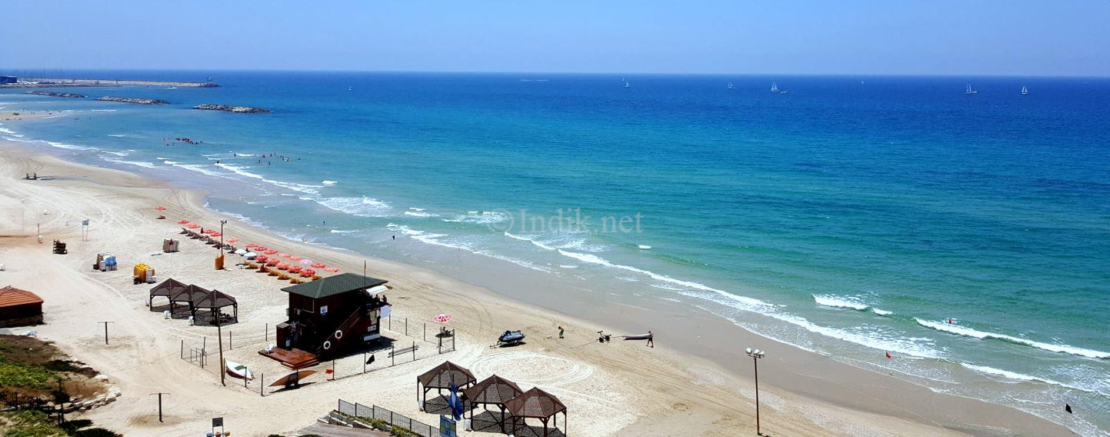 First line to the sea!beautiful apartment in Herzliya Pituach