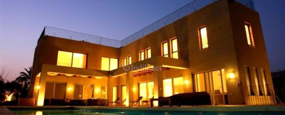 Luxury villa in Arsuf