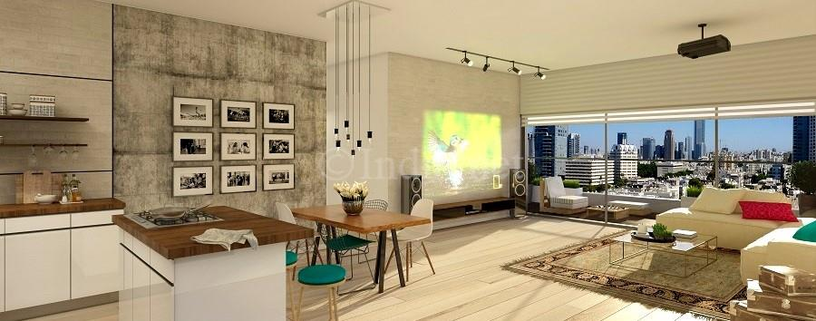 New apartments for sale in Tel Aviv Center