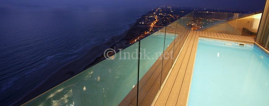 Penthouse in the Israeli Riviera